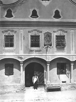 Archivaufnahmen unseres Hotels in Neufelden - Hotel Sammer