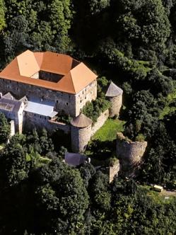 Burg Pürnstein eines von vielen Ausflugszielen im Mühlviertel - Hotel Sammer